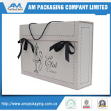 Boutique Hot Sale Deluxe Box for Fashion Garment Packaging Caixa portátil para saias