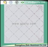 Mattonelle del soffitto di stampa del rivestimento del rullo del materiale da costruzione - quattro angoli dei fiori d'argento