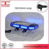 12V LED blu che avverte mini Lightbar per l'automobile (TBD20646-4A6g)