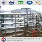 Structure en acier Sinoacme plusieurs étages Immeuble de bureaux