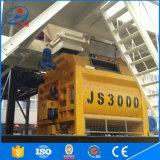 중국 최고 질에 의하여 진행되는 디자인 Js3000 구체 믹서