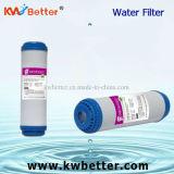 Filtre à eau avec carbone activé granulaire GAC = Udf
