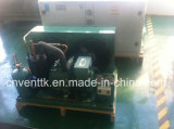 Unité de condensation refroidie à l'air à basse température pour une chambre à congélateur