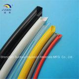 PVC flexible de tuyauterie polyvinylique en plastique claire tube de 6 pouces pour le harnais de fil