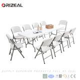 Tabela de banquete plástica Oz-T2064 de Orizeal 6-Foot