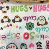 telas de algodón impresas franela de las telas 100%Cotton para Australia Nueva Zelandia Canadá y América