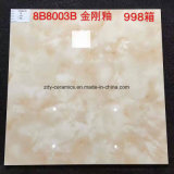 Мраморный каменные застекленные Jingang лоснистые плитки фарфора