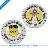 아연 합금은 우수를 위한 주물 기념품 정지하거나 또는 육군 동전을 도전한다