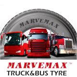 Neumático sin tubo radial 12.00r20 295/80r22.5 315/80r22.5 del carro de acoplado de Superhawk&Marvemax de la fábrica de China