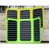 5V는 iPhone를 위한 휴대용 태양 에너지 에너지 발전기를 방수 처리한다
