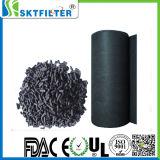 エアー・フィルタのための石炭によって作動するカーボン