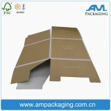 Material de papel corrugado rígido Custom Guangzhou Caja de almacenamiento plegable