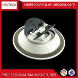 China-Lieferanten-Ventilations-Decken-Rückkehr-runder Luft-Diffuser (Zerstäuber)