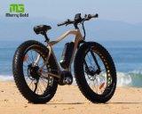 شاطئ جبل منتصفة إدارة وحدة دفع [بفنغ] محرك [250و] سمين إطار العجلة [إن15194] درّاجة كهربائيّة