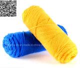 Hand Knitting Crocheting Baby Lover Leite Fio de algodão e lã