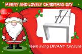 10人の拡張可能ダイニングテーブルが付いているDivany TM-58の二重軸受けのダイニングテーブル