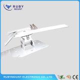 高品質の旋回装置調節可能なプロジェクターTVの天井の台紙