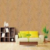 Het uitstekende kwaliteit In reliëf gemaakte Behang van pvc voor de Decoratie van het Huis