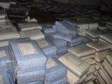 Königin-1800 Größe Microfiber Bett-Blatt-Set der Ansammlungs-ägyptische Baumwolqualitätsknicken-freies 4PC