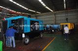 Compressore d'aria dentale diesel dello scuba delle rotelle di Kaishan LGCY-19/14.5 quattro