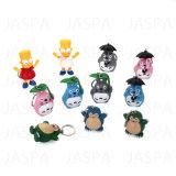 Имитирующ электрофонарь голоса СИД Keychain животного Totoro светлый (71-1Y1298)
