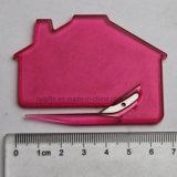Encargo el logotipo de impresión plástico de seguridad de emergencia del cinturón de bucle cortador