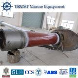 Tubo severo del timón marina del barco para la nave