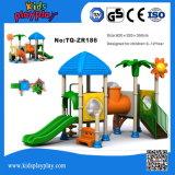 Equipamento ao ar livre do campo de jogos das crianças da câmara de ar de Slide& da boa qualidade da série da casa de árvore para a venda