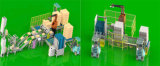 Roboter 4-Axis für das Palletizer Roboter-Ablagefach, das Roboter stapelt
