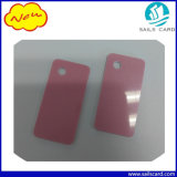 Papier en PVC RFID Anti-Theft Security Jewelry Tag with Logo