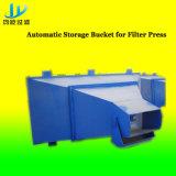 Automatische mechanische komprimierende Filterpresse mit Bewegungsschutz-Einheit