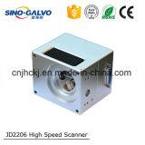 二酸化炭素レーザーのマーキング機械のための高品質Jd2206AのGalvoのスキャンナー