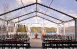 25mアルミニウムフレームの1000人のための透過結婚披露宴のテント
