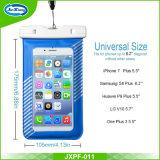 Underwater Universal Snowproof pochette en plastique transparent Sac sèche étanche cas Téléphone