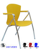 Hot Sale Student Chair with Tablet Arm