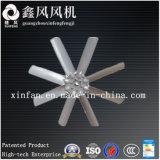 4.5 de regelbare Bladen van de Legering van het Aluminium met 8 Bladen