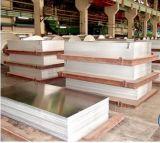 Plaque en aluminium AA6082 AA3005 AA5052 AA3105 AA6061 AA1100 AA1050 de bonne qualité