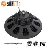 baia del UFO di 100W LED alta con il FCC di ETL Dlc4.1