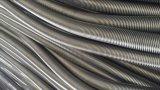Durite flexible en acier inoxydable ondulé