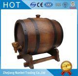 Antique terminó el 3L de barril de vino de madera de roble