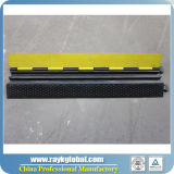 Rk câble protecteur de rampe portable avec couvercle jaune pour la vente