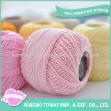 Strickender Muster-Wolle-Garnbeanie-Babyknit-Hut