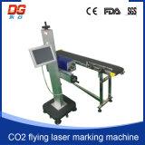 СО2 высокой эффективности летая машина маркировки гравировки лазера