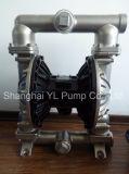 Bomba de diafragma pneumática do aço inoxidável para a luta contra o incêndio