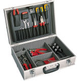Qualitäts-Aluminiumlegierung-Laufkatze-Instrument-Kasten