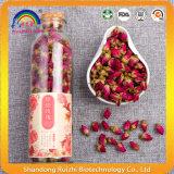 Té Chino Salud Herbal Tea Rose Flor con botella Paquete