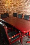 Таблицы конференции классицистических спецификаций верхнего сегмента большие серьезные и стулы (FOHUS-03)
