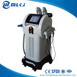 8in1 Elight + Shr + Laser + Cavitation + vide + RF beauté Machine