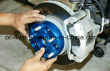 Het gesmede Verbindingsstuk 6X139.7 van het Wiel van de Adapter van het Wiel van het Aluminium