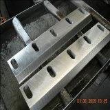 Lâmina do triturador do aço de alta velocidade das facas do granulador
